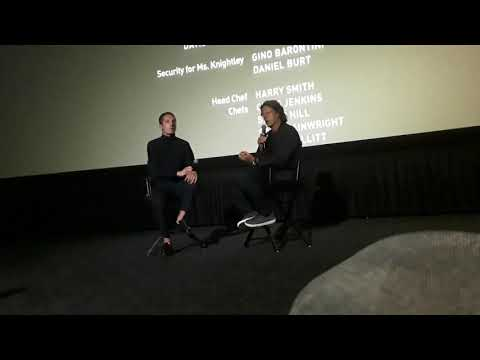 Official Secrets  -  Q And A With Writer/director Gavin Hood
