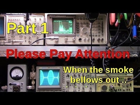 Thinking about buying an amplifier?  Pay attention video #1
