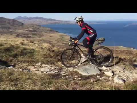 West Island Trail Day 2 - SYHA Bikepacking Route