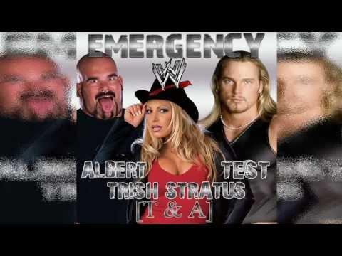 "WWE: T & A [Test,Albert,Trish Stratus] Theme ""Emergency"" Download"