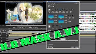 How To HD Mask A v i Use In Edius