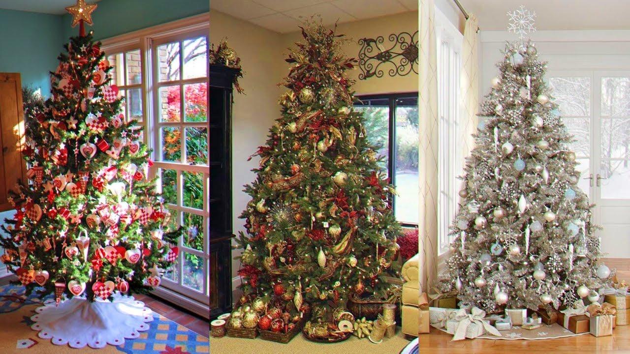 Los mejores arboles navide os para tenerlo uno en casa - Arboles de navidad artificiales decorados ...