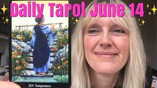 Daily Tarot June 14, 2018 ~ Embrace the Paradox!