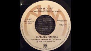 Muskrat Love - The Captain & Tennille  (1976)