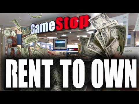 Evil GameStop Rent New Video Games Service PS4 Xbox One Nintendo Switch Worth it