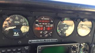 Cessna 340 Shadin Fuel Transducer Programming