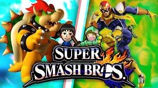 UNGE VS DOMTENDO! - SUPER SMASH BROS. U