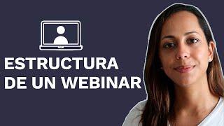 Cómo Hacer Un Webinar -  Estructura De Tu Presentación