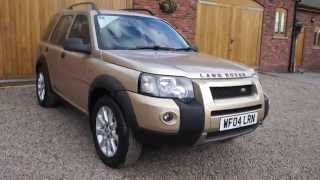 LAND ROVER FREELANDER TD4 SPORT AUTOMATIC FULL SERVICE HISTORY, STUNNING CONDITION!(Stunning LANDROVER FREELANDER TD4 SPORT AUTO comes with full service history at 9k, 22k, 33k, 37k, 54K, 80k and just been serviced at 86000 miles., 2015-03-23T16:19:54.000Z)
