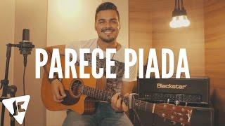 Joel Carlo Parece Piada Henrique & Juliano Cover