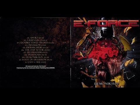 E-Force - Demonikhol [Full Album]