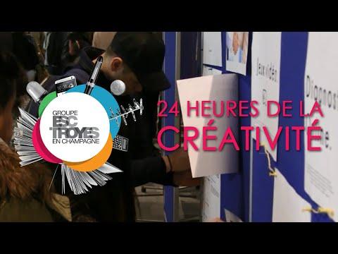 Les 24 Heures de la Créativité 2015-2016