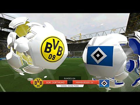 Dortmund Gegen Hamburg 2021