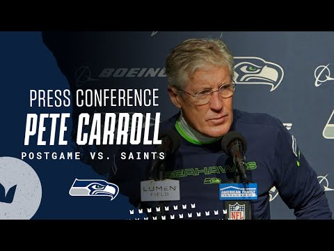 Seahawks coach Pete Carroll: 'I probably wouldn't have been here a ...