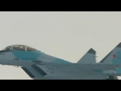 Путину показали МиГ-35,