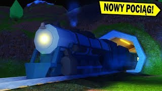 NEW TRAIN IN JAILBREAK! * Police thieves? *-ROBLOX
