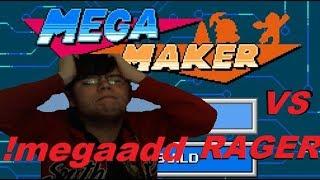 MegaMaker Maze (Mega Man Maker 1.4.2.1)