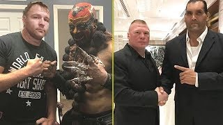 10 Most Shocking Friendships of Wrestlers in Real Life