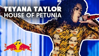 How Teyana Taylor Prepared For The Concert Of The Year | House of Petunia