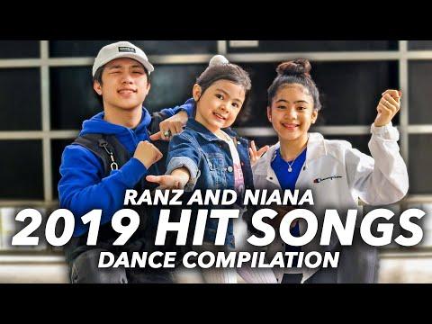 2019 Hit Songs Siblings Dance | Ranz and Niana ft natalia