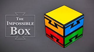 The Impossible Rubik's Box Puzzle - The only existing copy!