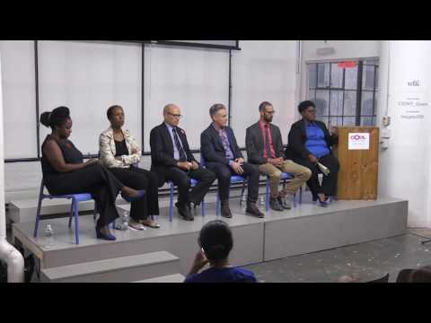 Panel Discussion on Advancing Equity Through Arts & Culture
