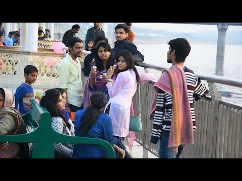 The Rich Beggar Prank | Lucknow 2017 (HD)