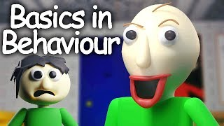 [SFM] Basics in Behavior [Blue] - Baldi's Basics Song