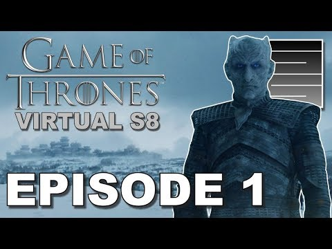 "Game Of Thrones Season 8 Episode 1 - ""The Last Hearth"" 