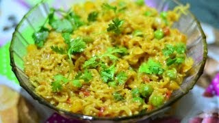 Street Masala Maggi Recipe Video