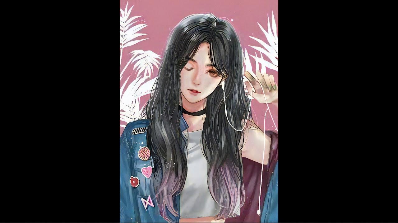 Anime Girl - Equaliser (Wallpaper Engine) - YouTube