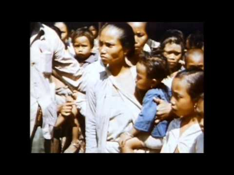 Indonesian War of Independence In HD Color 1946