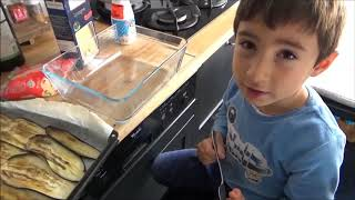 Очень вкусный рецепт лазаньи с баклажаном! Пальчики оближешь!/Готовим дома!