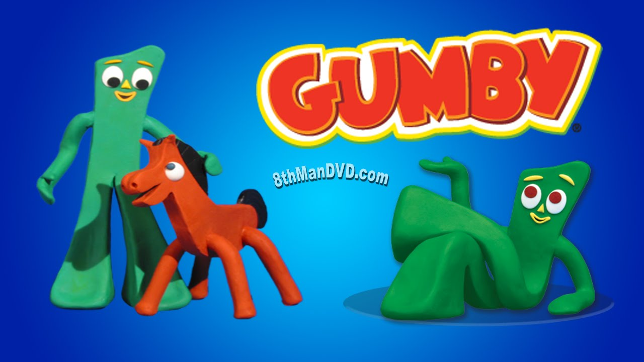 The BIGGEST GUMBY SHOW COMPILATION: Gumby, Pokey and more ...