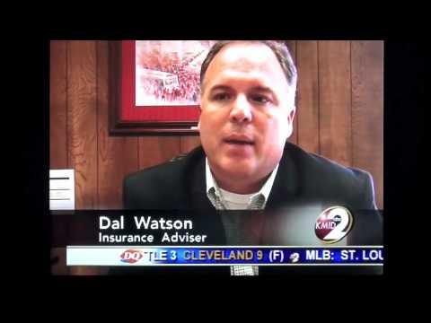 Employee Benefit Adviser magazine April 2012 - local TV news interview (DalWatson.com)