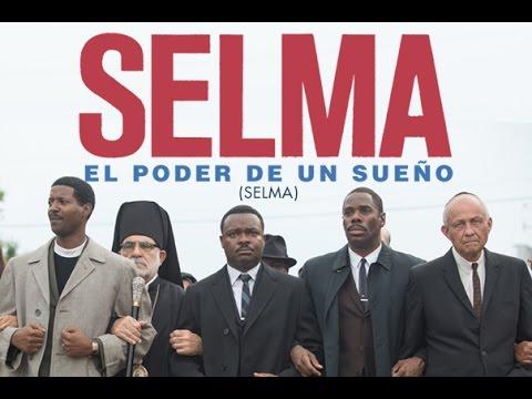 Selma, un canto a la libertad, contra la discriminación