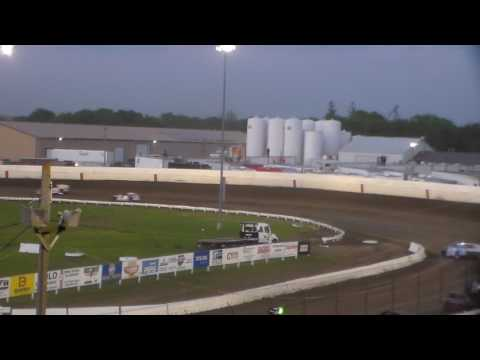 Modified Lcq 6 @ Farley Speedway 05/13/17