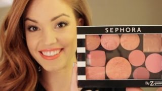 How to Depot Makeup  |  Using Z-Palettes
