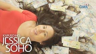 Kapuso Mo, Jessica Soho: Taga-shampoo sa parlor noon, milyonarya na ngayon!