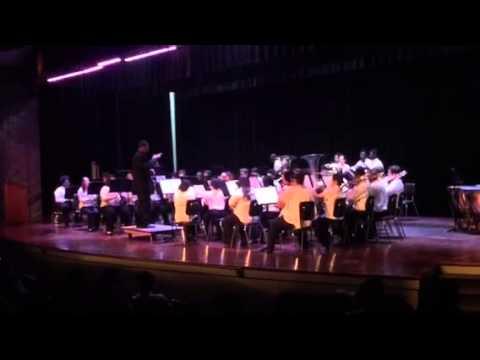 Westgate High School Concert Band-Ammerland