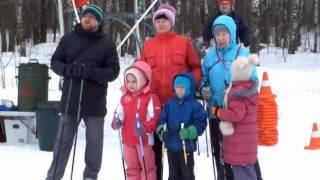 Фестиваль Скандинавской ходьбы в г.о. Электросталь.