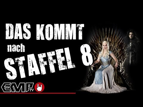 Game Of Thrones - SO Geht Es Nach Staffel 8 Weiter!