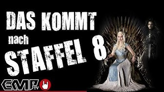 🤘🏻 EMP: Game of Thrones - SO geht es nach Staffel 8 weiter!