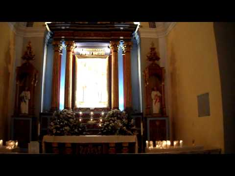A tour of the San Juan Cathedral in Old San Juan, Puerto Rico