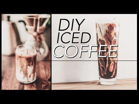 EASY Iced Coffee Recipe | DIY Iced Coffee