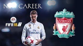 FIFA 18\КАРЬЕРА ЗА ЛИВЕРПУЛЬ\ПРЕДСЕЗОНКА#1