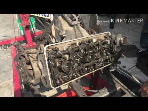 Restauración Peugeot 505 Parte 1