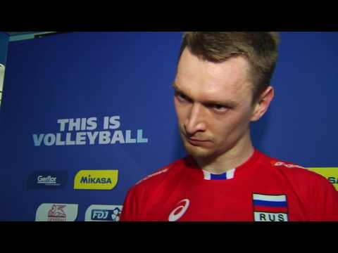 Zhigalov after Russia win