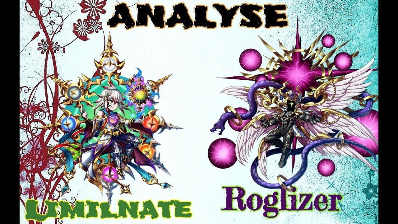 Brave frontier analyse Limilnate & Roglizer