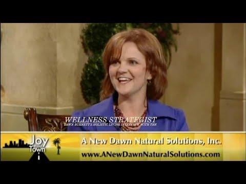 Wellness Strategist Dawn Burnett's Holistic Living Interview with TBN